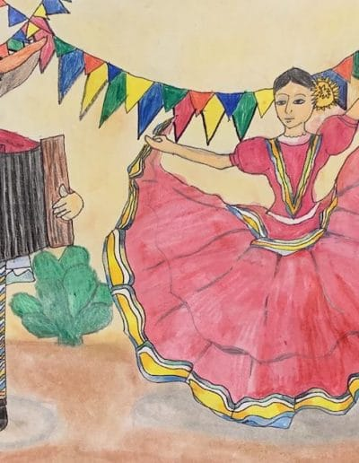 Celebrating Cinco de Mayo by Anish e1588640178539 Previous Art of the Month