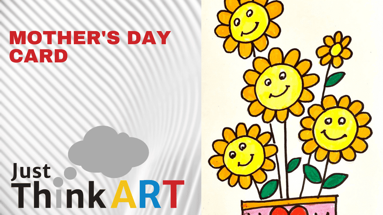 Mother's Day Card – Easy